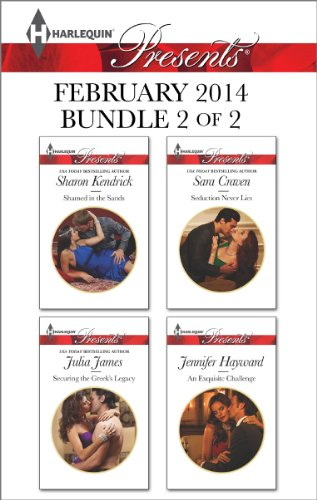Julia James, Sara Craven, Sharon Kendrick  Jennifer Hayward - Harlequin Presents February 2014 - Bundle 2 of 2