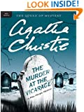 The Murder at the Vicarage (Miss Marple Mysteries Book 1)