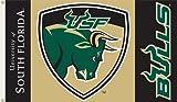 NCAA South Florida Bulls Flag with Grommets