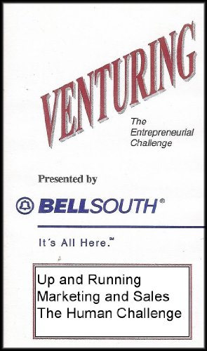 venturing-the-entrepreneurial-challenge-3-vhs-video-collection-up-and-running-marketing-and-sales-th