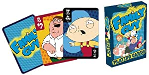 Family Guy Playing Cards