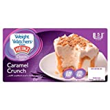 Weight Watchers from Heinz 2 Caramel Crunch Desserts 4x178g