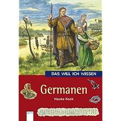 Verkleinertes Titelbild von Das will ich wissen. Germanen bei Amazon