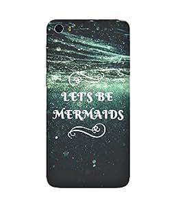 Let's Be Mermaids Huawei Honour 6 Case