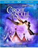 Cirque Du Soleil - Worlds Away (Two-Disc Blu-ray/DVD Combo +Digital Copy)