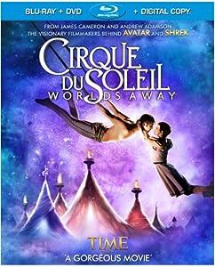 Cirque Du Soleil - Worlds Away (Two-Disc Blu-ray/DVD Combo +Digital Copy)