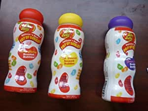 Jelly Belly Scented Squeeze' N Blow Pop-up Bubbles