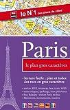 echange, troc Blay-Foldex - Paris, le plan gros caractères