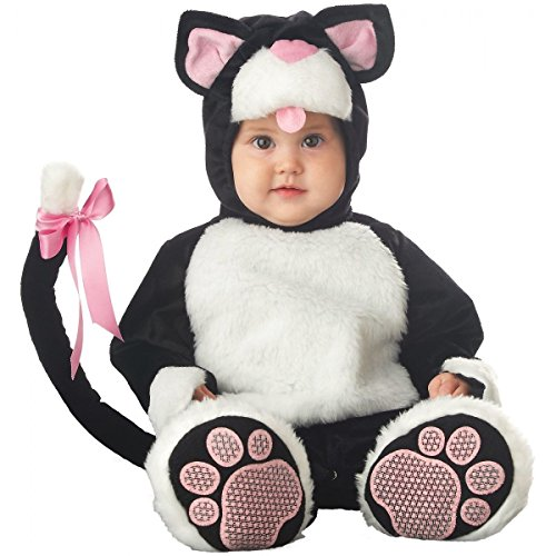 [GSG Lil' Costume Baby Quality Cat Halloween Fancy Dress] (Toddler Lil Ninja Costumes)