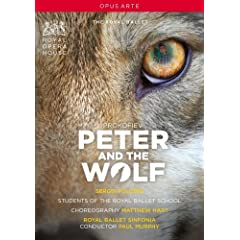 Peter & The Wolf [DVD] [Import]