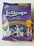 Original Gormet Lollipops Medley Featuring: Orignal and Creme Flavors