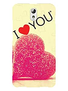 TREECASE Designer Printed Soft Silicone Back Case Cover For Lenovo VIBE P1M