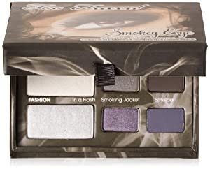 Too Faced Smokey Eye Shadow Palette, 0.39 Ounce from Too Faced Cosmetics, Inc.