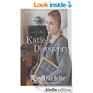Katie's Discovery (The Zook Sisters of Lancaster County)