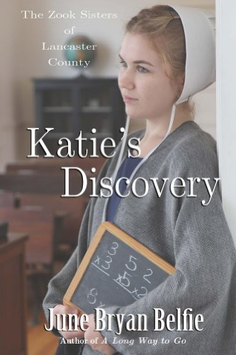 Katie's Discovery by June Belfie ebook deal