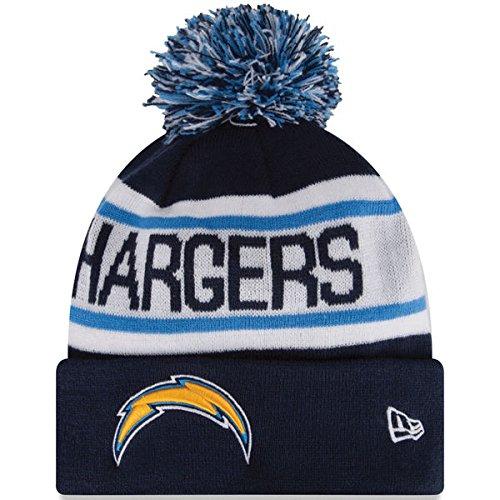 new-era-knit-san-diego-chargers-biggest-fan-redux-sport-knit-winter-stocking-beanie-pom-hat-cap-nfl