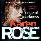 Edge of Darkness: The Cincinnati Series, Book 4 Audiobook by Karen Rose Narrated by Jeff Harding