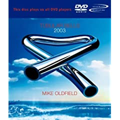 Mike Oldfield : Tubular Bells 2003 [DVD audio]