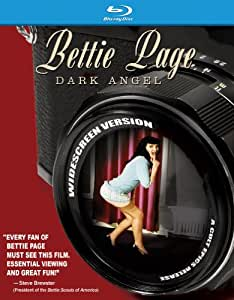 Bettie Page: Dark Angel [Blu-ray]