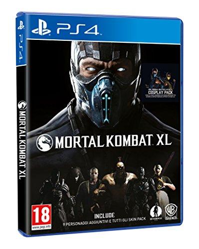 Warner Sw Ps4 593252 Mortal Kombat XL
