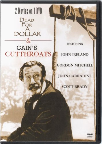 Dead for a Dollar & Cain's Cutthroats (2 Movies on 1 disc) (Ca Timing compare prices)