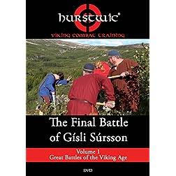The Final Battle of Gísli Súrsson