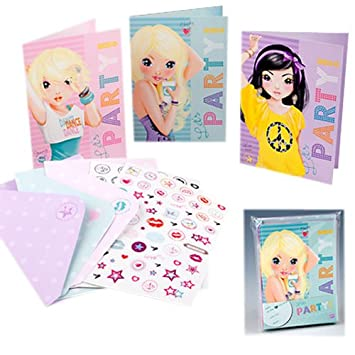 Carte Anniversaire Top Model A Imprimer Cartes