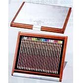 ユニ色鉛筆・ペリシア 24色【絵画・デザイン・色彩 色鉛筆】B01-0068