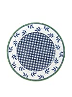 Villeroy & Boch AG Set Plato Postre 6 Uds. Switch 3 Castell 21 cm Blanco/Azul/Verde