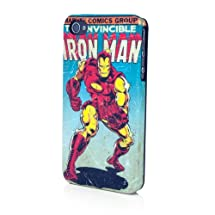 Marvel Vintage Heroes Edition Clip Case for iPhone 4 - Iron Man