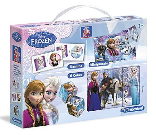 Frozen - Mini Edukit, juego educativo (Clementoni 134922)