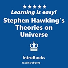 Stephen Hawking's Theories on Universe Audiobook by  IntroBooks Narrated by Andrea Giordani