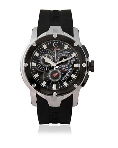 Cerruti Reloj CRA041E224G Negro