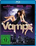Vamps - Dating mit Biss [Blu-ray]