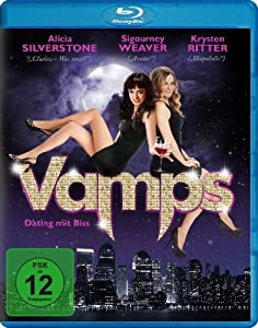 Vamps (2012) (Blu-ray)
