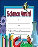 Science Award Certificate (074240336X) by School Specialty Publishing