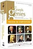 echange, troc Les Grands génies - Histoires de Compositeurs