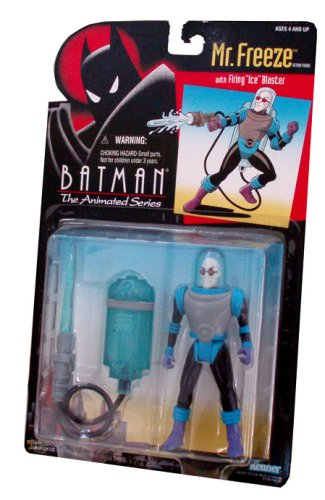 Buy Low Price Kenner Batman the Animated Series Mr Freeze Figure (B000YDYF7C)
