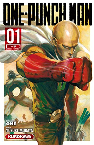 One-punch man : Tome 1