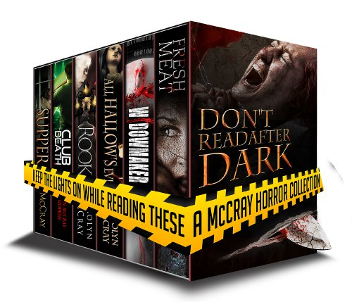 Kindle Book Bargain Alert: Carolyn McCray Boxed Sets For $1 – $4