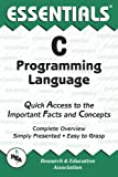 img - for C Programming Language Essentials (Essentials Study Guides) book / textbook / text book