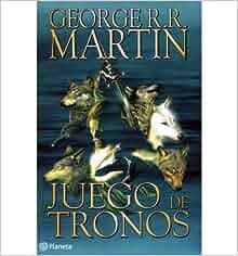 JUEGO DE TRONOS (JUEGO DE TRONOS #01) (SPANISH) - GREENLIGHT ] By