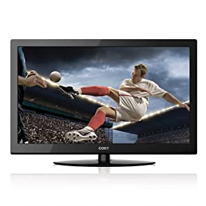 Coby TFTV3925 39-Inch 1080p 60HZ LCD HDTV (Black)$249.00