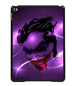 Printvisa 2D Printed Ghost Designer back case cover for Apple iPad Air - D4498