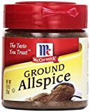 McCormick Ground Allspice, .9-Ounce Unit (Pack of 6)