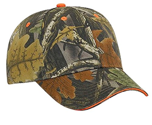 Hats & Caps Shop Camouflage Brushed Cn Twill Sandwich Visor Low Profile Pro Style Caps - By TheTargetBuys