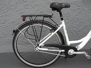 """28"""" Alu Damen Cityrad Fahrrad Shimano Nexus 7 Gang Nabendynamo Schwalbe"""