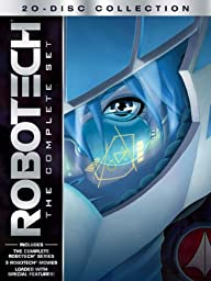 Robotech: The Complete Set [DVD]