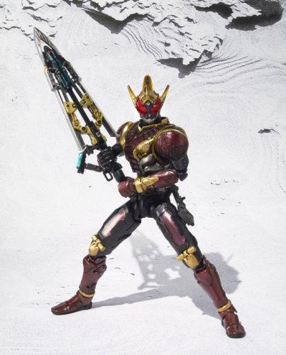 S.I.C Vol.45 Masked Rider DEN-O Liner Form & Zenoros Zero Form