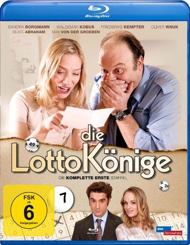 Die Lottokönige - Staffel 1 [Blu-ray]